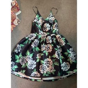 Forever 21 medium floral dress